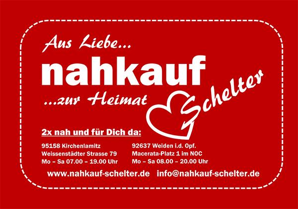 nahkauf Schelter in Kirchenlamitz und Weiden