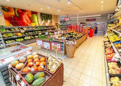 Obst und Gemüse von nahkauf Schelter