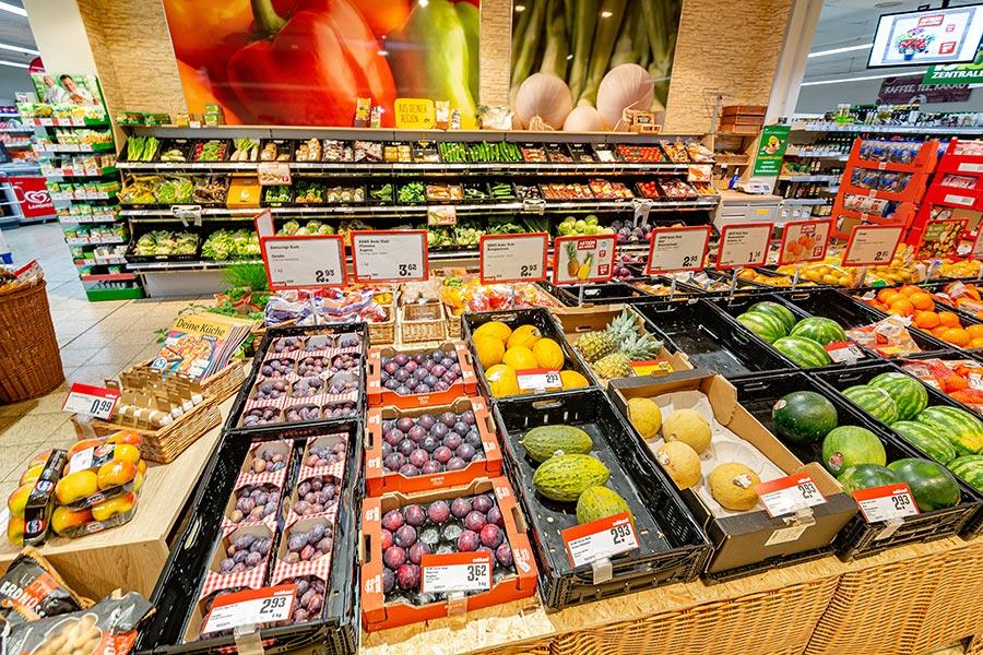 Obst und Gemüse in Kirchenlamitz