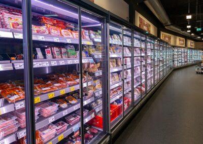 Fleisch und Wurst aus der Kühltheke