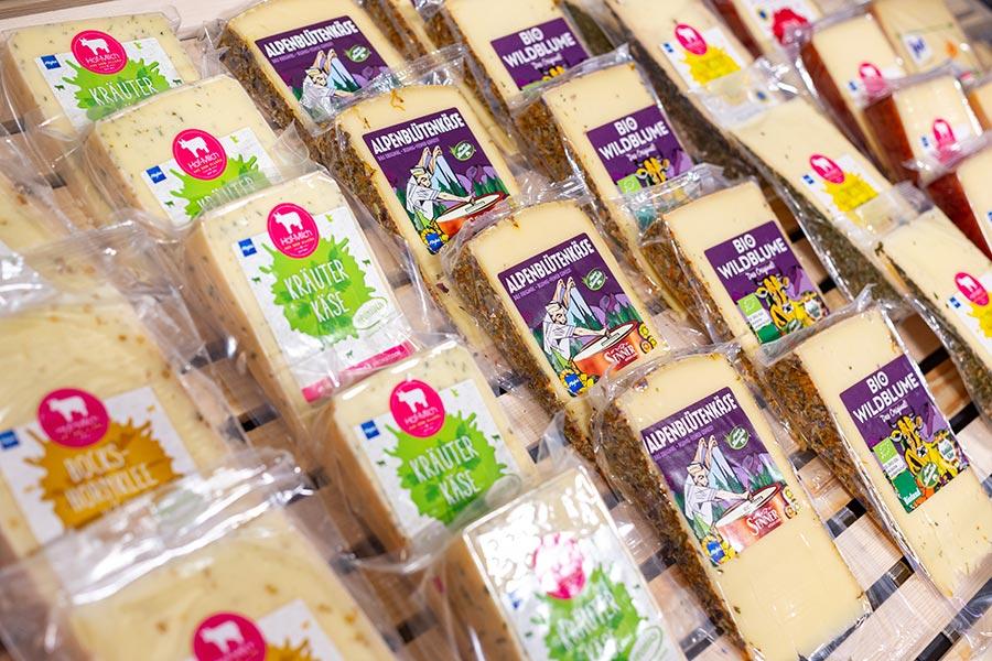 Käsespezialitäten in Weiden